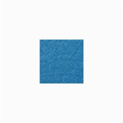 Festive Blue Glitter Texture Collage 12  X 18  by yoursparklingshop