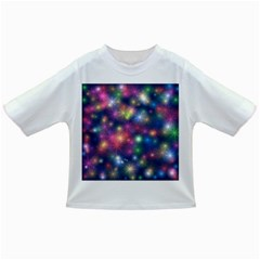 Starlight Shiny Glitter Stars Infant/toddler T Shirts by yoursparklingshop