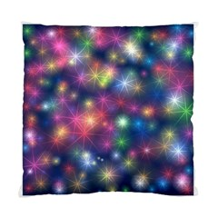 Starlight Shiny Glitter Stars Standard Cushion Case (two Sides) by yoursparklingshop