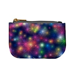 Starlight Shiny Glitter Stars Mini Coin Purses by yoursparklingshop