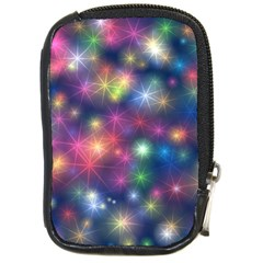 Starlight Shiny Glitter Stars Compact Camera Cases by yoursparklingshop