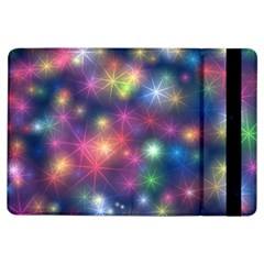 Starlight Shiny Glitter Stars Ipad Air Flip by yoursparklingshop