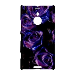Purple Glitter Roses Valentine Love Nokia Lumia 1520 by yoursparklingshop