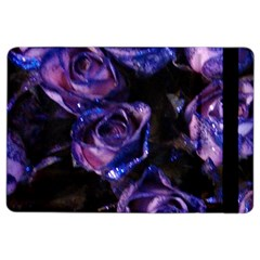 Purple Glitter Roses Valentine Love Ipad Air 2 Flip by yoursparklingshop