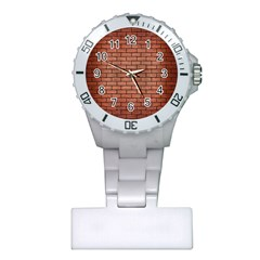 BRK1 BK MARBLE COPPER (R) Plastic Nurses Watch by trendistuff