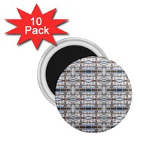 Geometric Diamonds 1 75  Magnets (10 Pack)  by yoursparklingshop