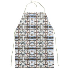 Geometric Diamonds Full Print Aprons by yoursparklingshop