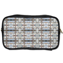 Geometric Diamonds Toiletries Bags 2 Side by yoursparklingshop