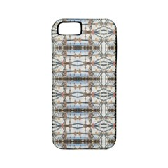 Geometric Diamonds Apple Iphone 5 Classic Hardshell Case (pc+silicone) by yoursparklingshop