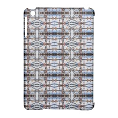 Geometric Diamonds Apple Ipad Mini Hardshell Case (compatible With Smart Cover) by yoursparklingshop