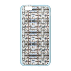 Geometric Diamonds Apple Seamless iPhone 6/6S Case (Color) by yoursparklingshop