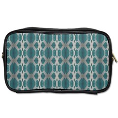 Tropical Blue Abstract Ocean Drops Toiletries Bags 2 Side by yoursparklingshop