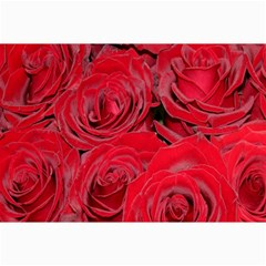 Red Roses Love Collage 12  X 18  by yoursparklingshop