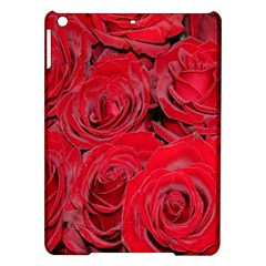 Red Roses Love Ipad Air Hardshell Cases by yoursparklingshop