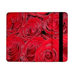 Red Roses Love Samsung Galaxy Tab Pro 8 4  Flip Case by yoursparklingshop