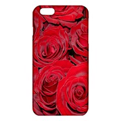 Red Roses Love Iphone 6 Plus/6s Plus Tpu Case by yoursparklingshop