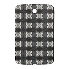 Black White Gray Crosses Samsung Galaxy Note 8 0 N5100 Hardshell Case  by yoursparklingshop