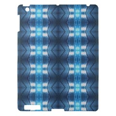 Blue Diamonds Of The Sea 1 Apple Ipad 3/4 Hardshell Case by yoursparklingshop