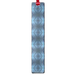 Blue Diamonds Of The Sea 1 Large Book Marks by yoursparklingshop