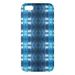 Blue Diamonds Of The Sea 1 Apple Iphone 5 Premium Hardshell Case