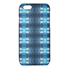 Blue Diamonds Of The Sea 1 iPhone 6/6S TPU Case by yoursparklingshop