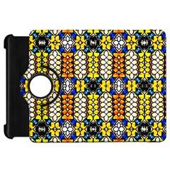 Turtle Kindle Fire Hd Flip 360 Case by MRTACPANS