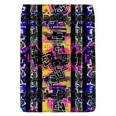 Urban Tribal Stripes Flap Covers (s)  by dflcprints