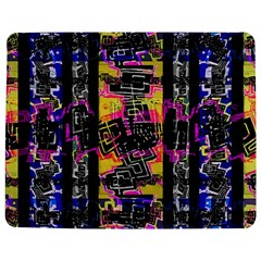 Urban Tribal Stripes Jigsaw Puzzle Photo Stand (rectangular)