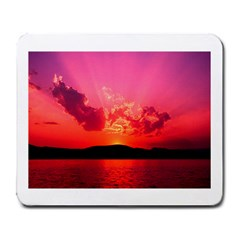 Sunset Large Mousepad by tantech