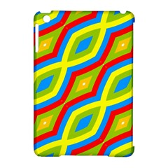 Colorful Chains                    apple Ipad Mini Hardshell Case (compatible With Smart Cover) by LalyLauraFLM