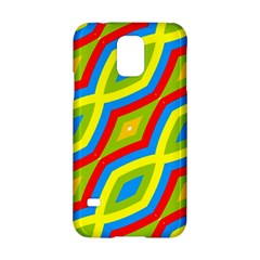 Colorful Chains                    samsung Galaxy S5 Hardshell Case by LalyLauraFLM