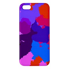 Spots                     			apple Iphone 5 Premium Hardshell Case