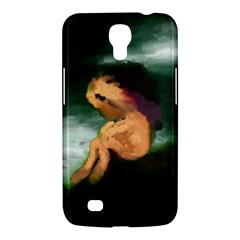 Hand Painted Lonliness Illustration Samsung Galaxy Mega 6 3  I9200 Hardshell Case by TastefulDesigns