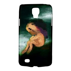 Hand Painted Lonliness Illustration Galaxy S4 Active