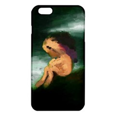 Hand Painted Lonliness Illustration Iphone 6 Plus/6s Plus Tpu Case by TastefulDesigns