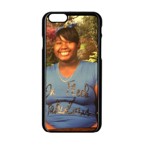 Mr Johnssss By Amanda  Woolard   Apple Iphone 6/6s Black Enamel Case   Fbyey9p7kdrc   Www Artscow Com Front