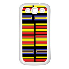 Flair One Samsung Galaxy S3 Back Case (white) by MRTACPANS