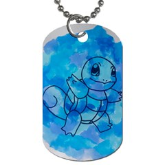 image Dog Tag (One Sided) by Lissacorinneart