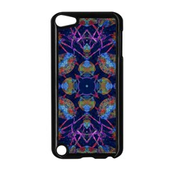 Ornate Mosaic Apple Ipod Touch 5 Case (black) by dflcprints