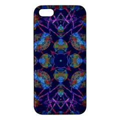 Ornate Mosaic Apple Iphone 5 Premium Hardshell Case by dflcprints