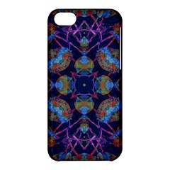 Ornate Mosaic Apple Iphone 5c Hardshell Case by dflcprints