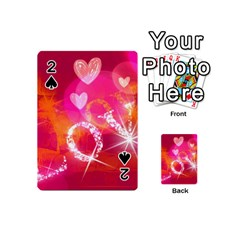 Love Playing Cards 54 (mini)  by SugaPlumsEmporium