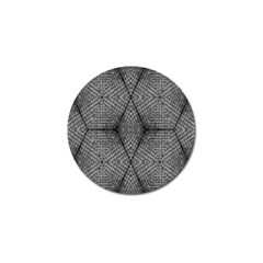 The Weave  Golf Ball Marker (4 Pack) by SugaPlumsEmporium