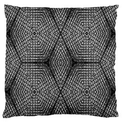 The Weave  Large Flano Cushion Case (two Sides)