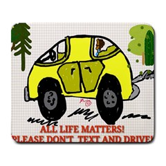 All Life Matters! Large Mousepads by SugaPlumsEmporium