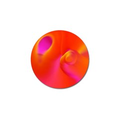 Orange Cream Golf Ball Marker (10 Pack) by SugaPlumsEmporium