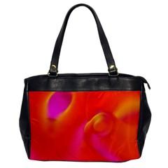 Orange Cream Office Handbags by SugaPlumsEmporium
