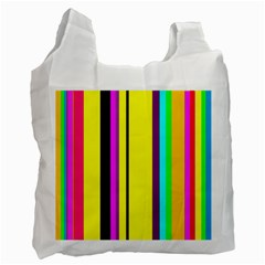 Feeling Purky! Recycle Bag (two Side)  by SugaPlumsEmporium