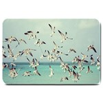 SEAGULLS DOORMAT MATCHING SET  : Set Matching  Doormat Template s Product - Large Doormat