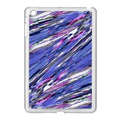 Abstract Collage Print Apple Ipad Mini Case (white) by dflcprints